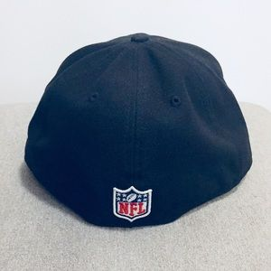 New Era Accessories - San Francisco 49ers Black Fitted Cap be1d37d35